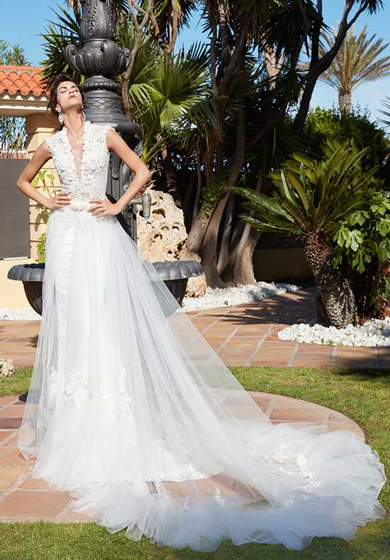 Alessandra Rinaudo Collection LEA AR 2018 Mermaid Wedding Dress
