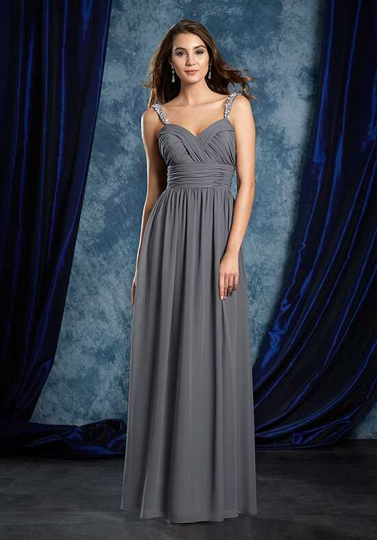 Alfred Angelo Sapphire Bridesmaid Collection 8110L Sweetheart Bridesmaid Dress