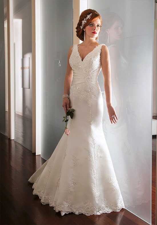 1 Wedding by Mary's Bridal 6247 Wedding Dress photo