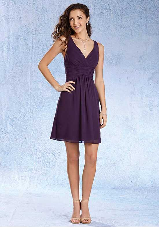 Alfred Angelo Signature Bridesmaids Collection 7355S V-Neck Bridesmaid Dress