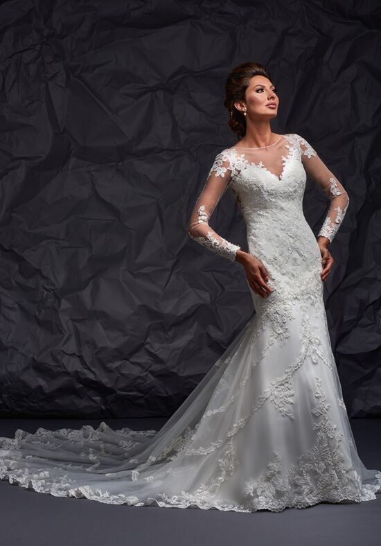Essence Collection by Bonny Bridal 8703 Mermaid Wedding Dress