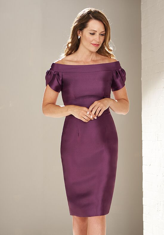 Jasmine Black Label M200001 Purple Mother Of The Bride Dress