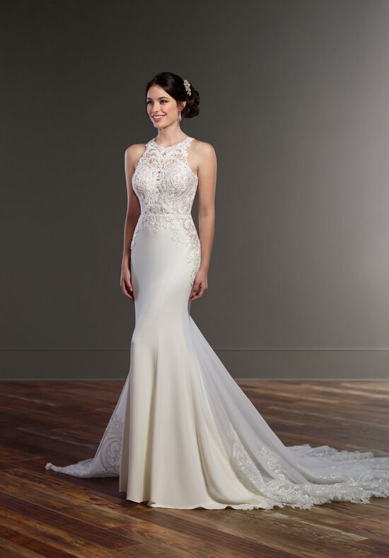 Martina Liana 873 Wedding Dress The Knot