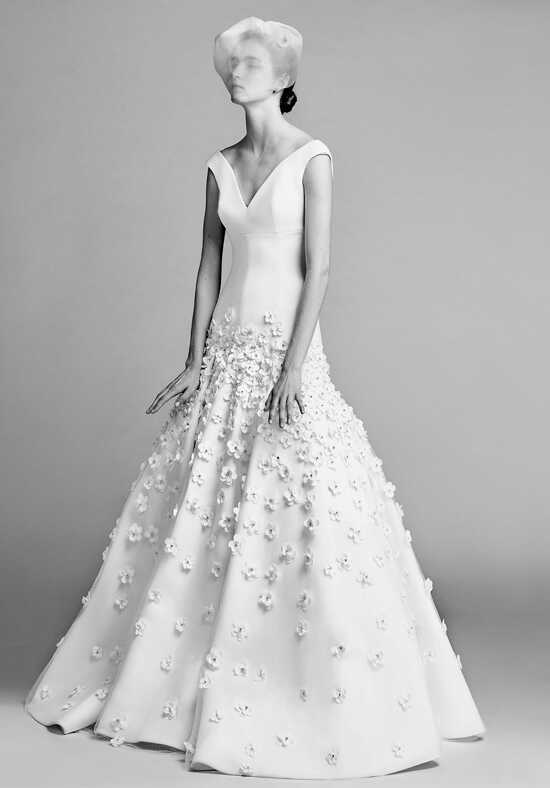 Viktor&Rolf Mariage Flower blossom gown A-Line Wedding Dress