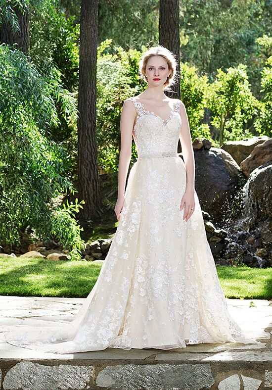 Casablanca Bridal 2266 Aspen A-Line Wedding Dress