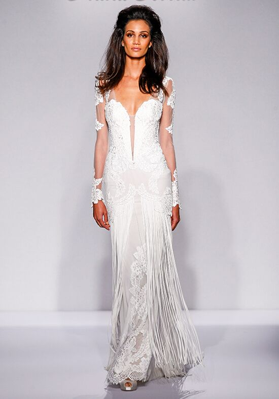 Pnina Tornai for Kleinfeld 4462 Mermaid Wedding Dress