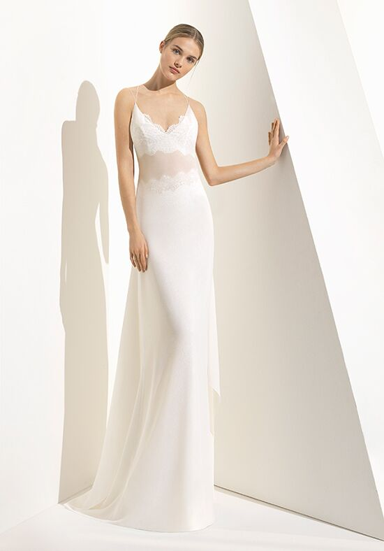 Rosa Clara Couture PALATINO Sheath Wedding Dress