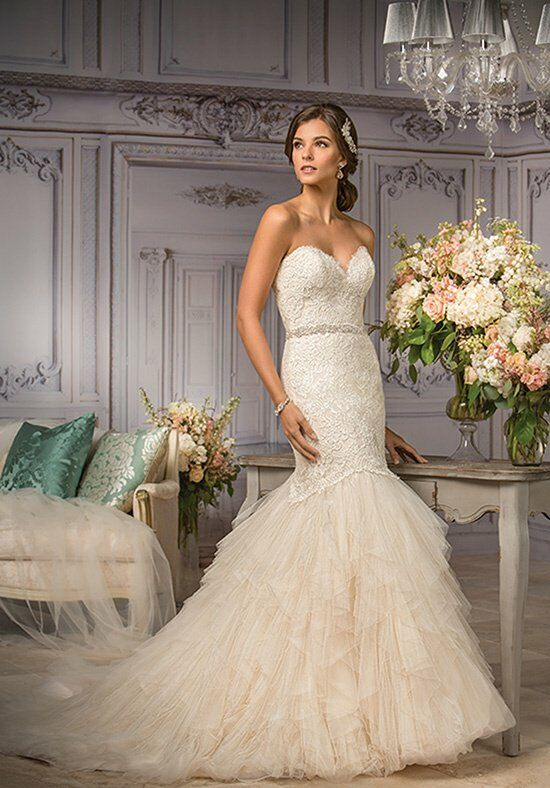 Jasmine Couture T182011 Mermaid Wedding Dress