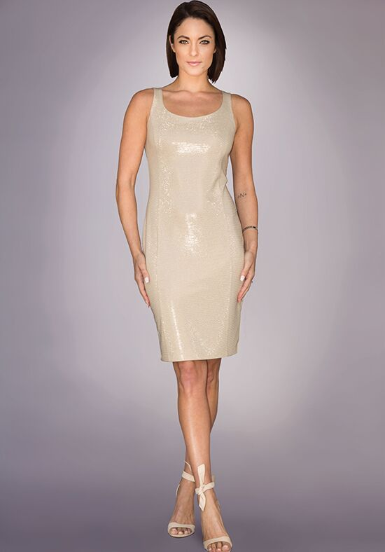 Grayse Wedding Party W142P019 Champagne Mother Of The Bride Dress
