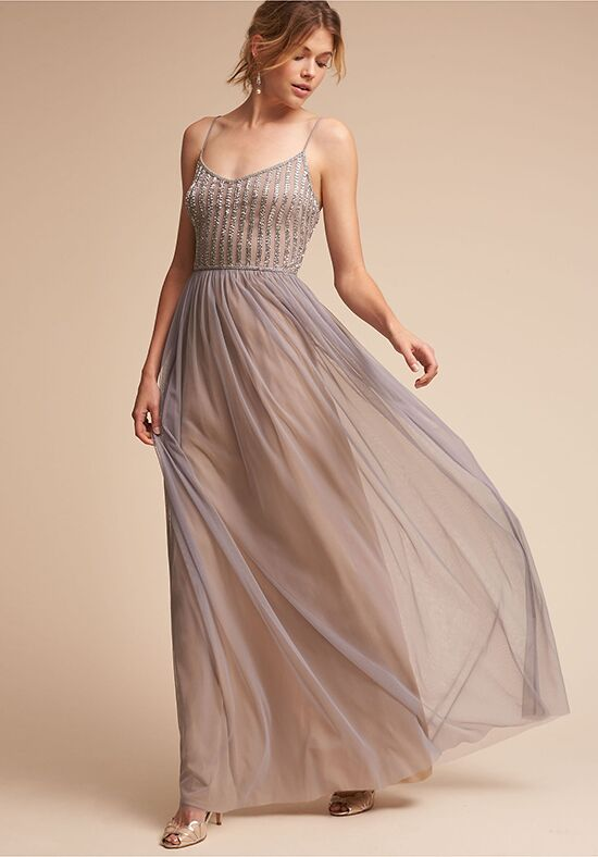 BHLDN (Bridesmaids) Laurent Dress V-Neck Bridesmaid Dress