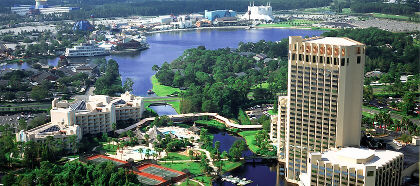 Lake Buena Vista Hotels Near Disney Springs