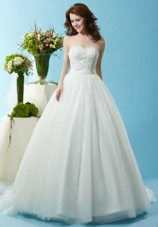 Eden Bridals BL122 Ball Gown Wedding Dress