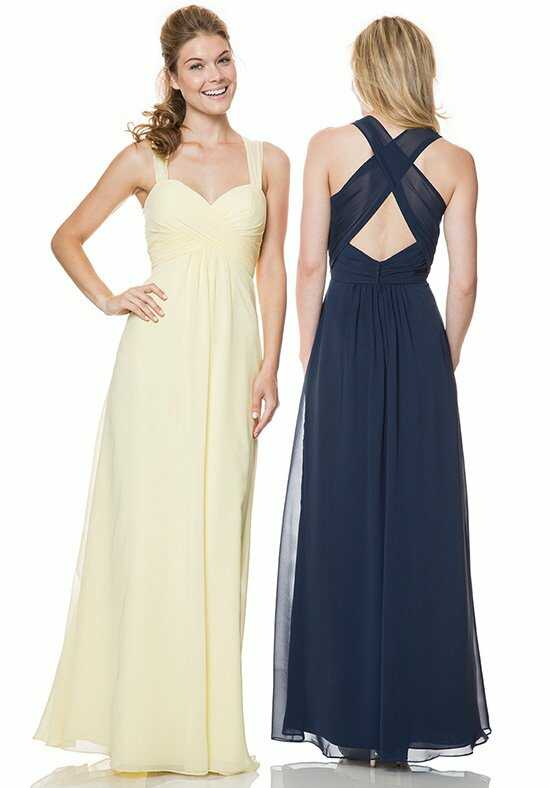 Bari Jay Bridesmaids 1508 Halter Bridesmaid Dress
