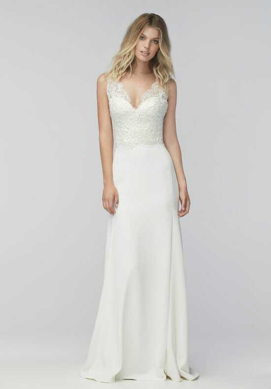 Wtoo Brides Thandie 16593P Sheath Wedding Dress