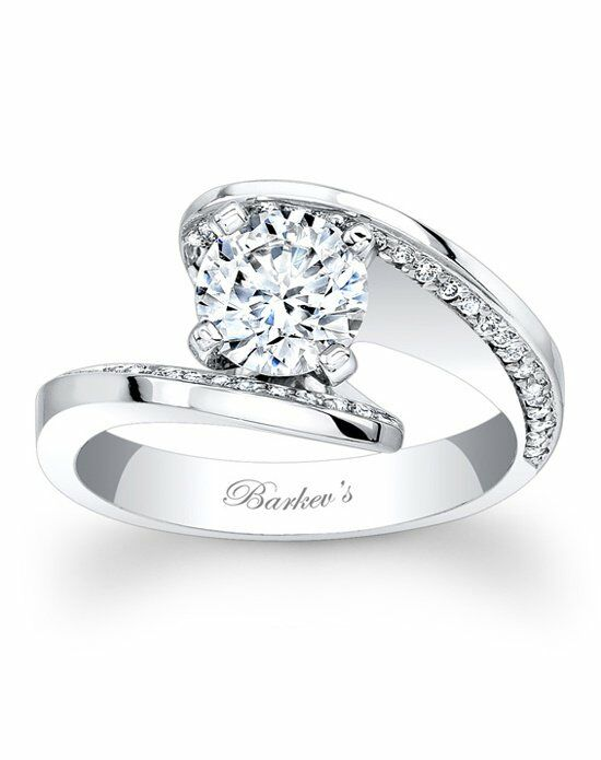 Barkev's Cut Engagement Ring