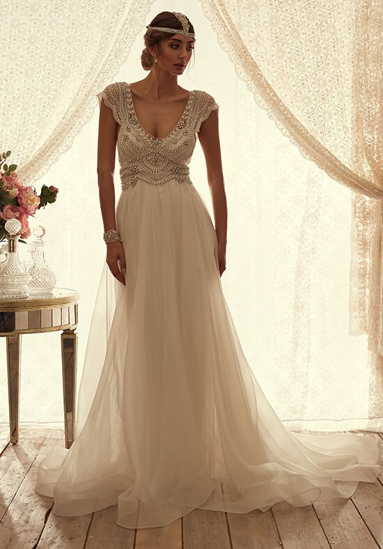 Anna Campbell Coco Dress Wedding Dress - The Knot