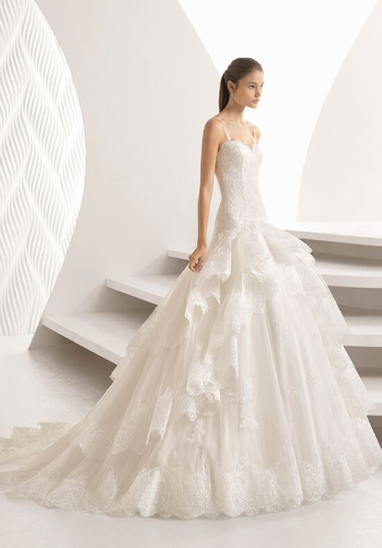 Rosa Clará ALTUR Ball Gown Wedding Dress