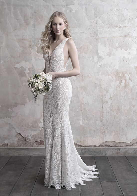 Madison James MJ469 Sheath Wedding Dress