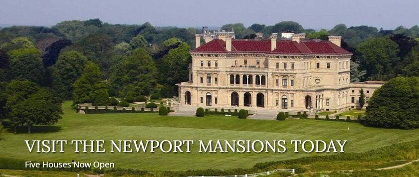 Newport Mansions Website