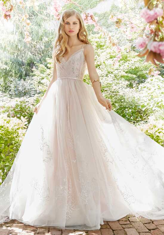 Alvina Valenta 9661 Ball Gown Wedding Dress