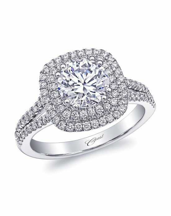 Coast Diamond Charisma Collection - LC10130 Engagement Ring photo