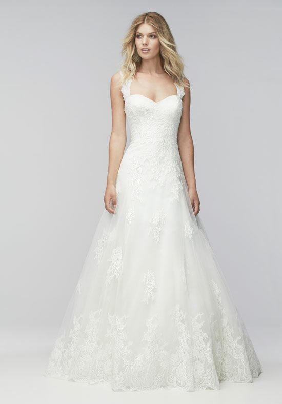Wtoo Brides Angeline 16719 A-Line Wedding Dress