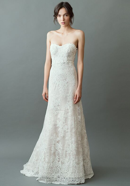 Jenny yoo collection mika topper l022 wedding dress the knot for Jenny yoo wedding dresses