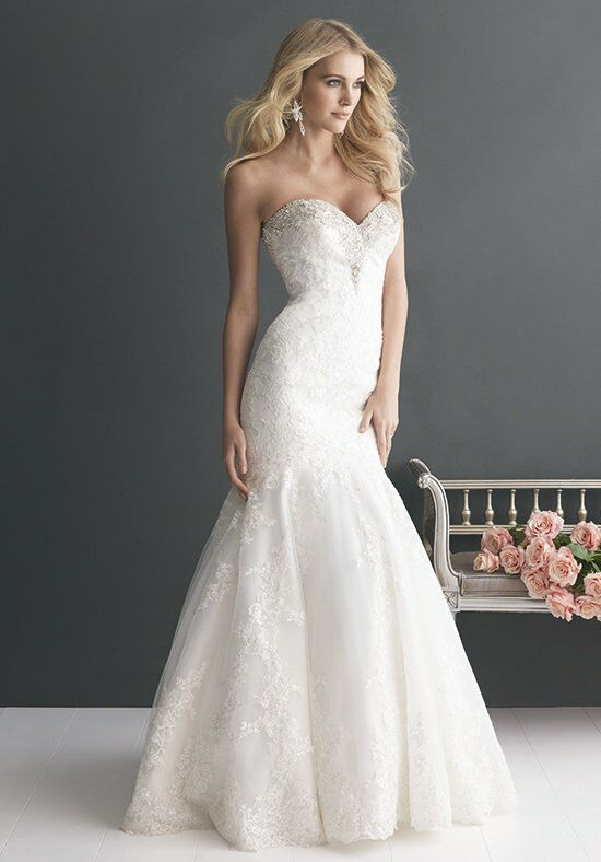 Allure Romance 2667 Wedding Dress - The Knot