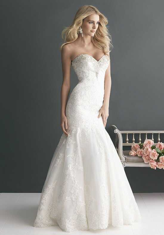 Allure Romance 2667 Mermaid Wedding Dress