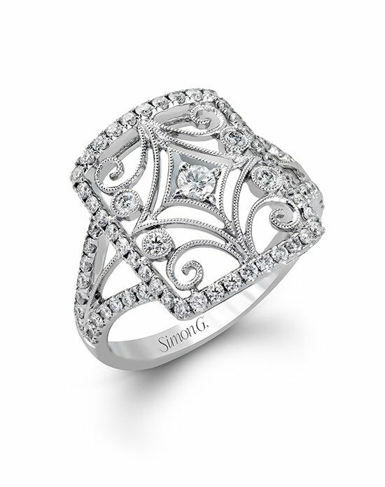 Simon G. TR470 Wedding Ring photo
