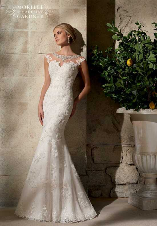Morilee by Madeline Gardner 2702 A-Line Wedding Dress