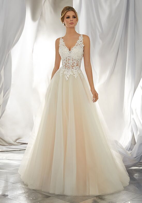 Morilee by Madeline Gardner/Voyage Myrcella | 6864 Ball Gown Wedding Dress