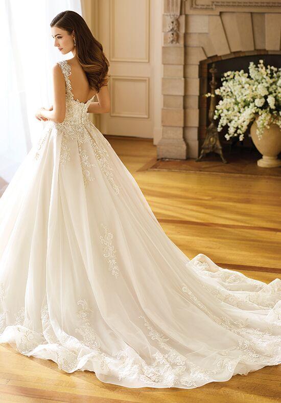 David Tutera For Mon Cheri 217202 Anna Wedding Dress - The Knot