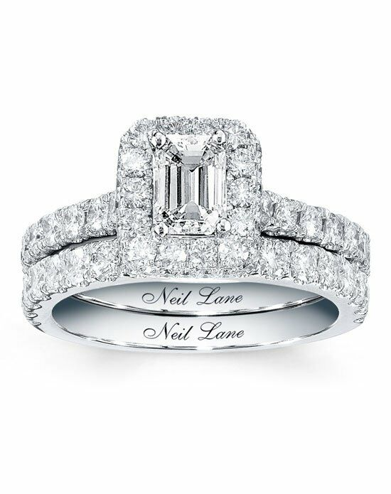 Neil lane diamond bridal set 1 78 carats tw 14k white gold neil lane diamond bridal set 1 78 carats tw 14k white gold 940232800 junglespirit Choice Image