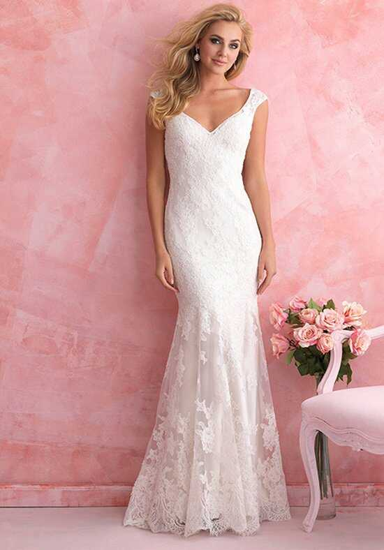 Allure Romance 2800 Sheath Wedding Dress