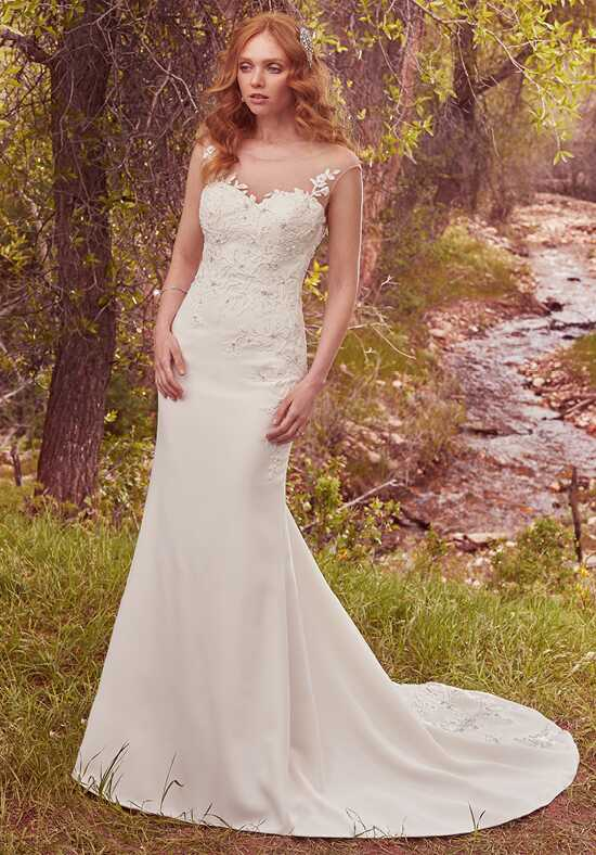 Maggie Sottero Dion Sheath Wedding Dress