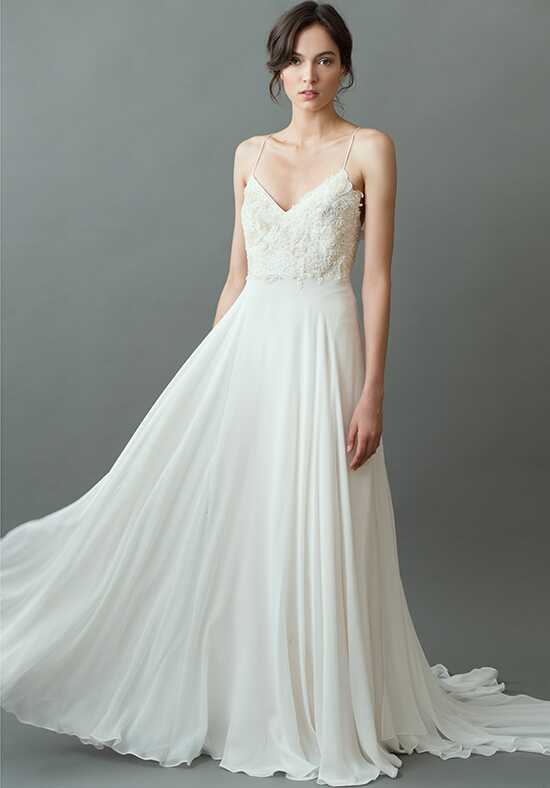Jenny Yoo Collection Madison #2600B Sheath Wedding Dress