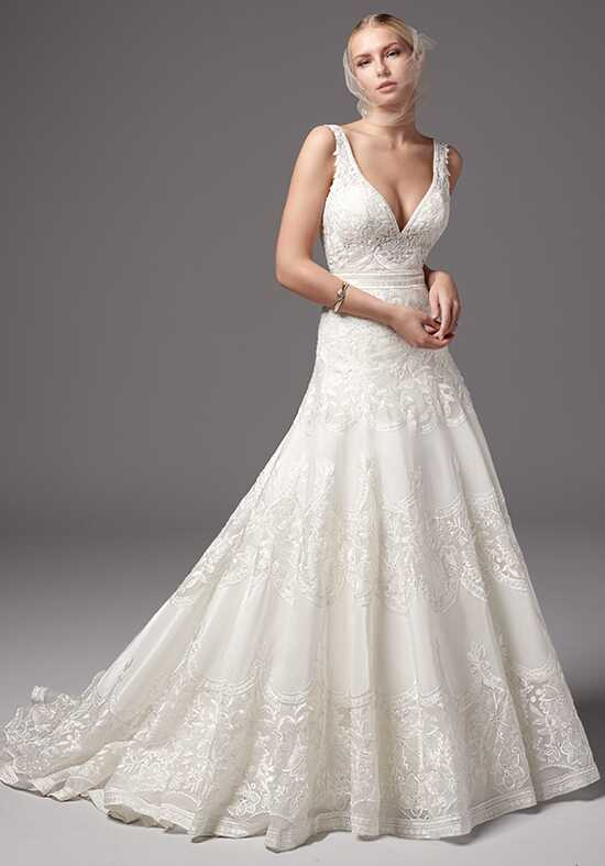 Sottero and Midgley Nisha A-Line Wedding Dress