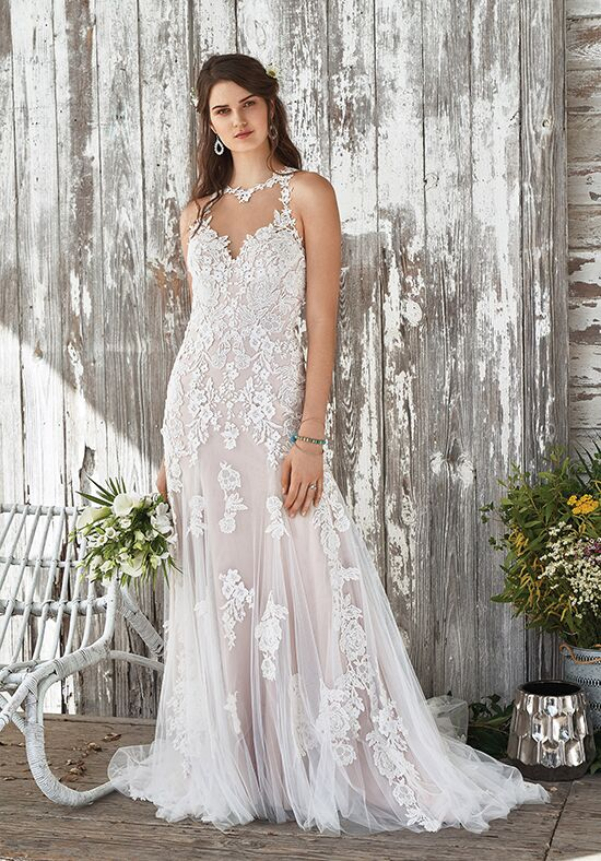 Lillian West 66050 A-Line Wedding Dress