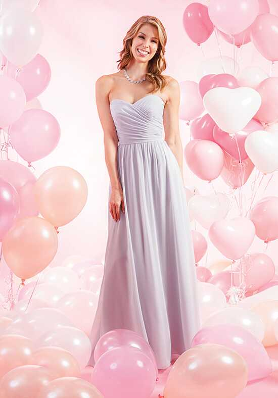 Alfred Angelo Signature Bridesmaids Collection 7387L Sweetheart Bridesmaid Dress