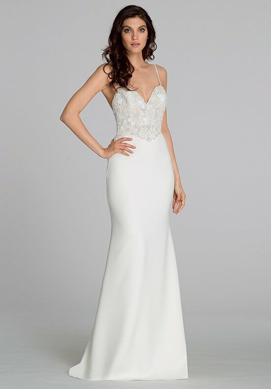 Tara Keely 2555 Sheath Wedding Dress