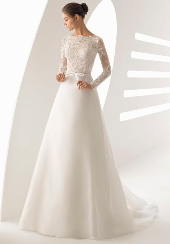 Rosa Clará Anouk Ball Gown Wedding Dress
