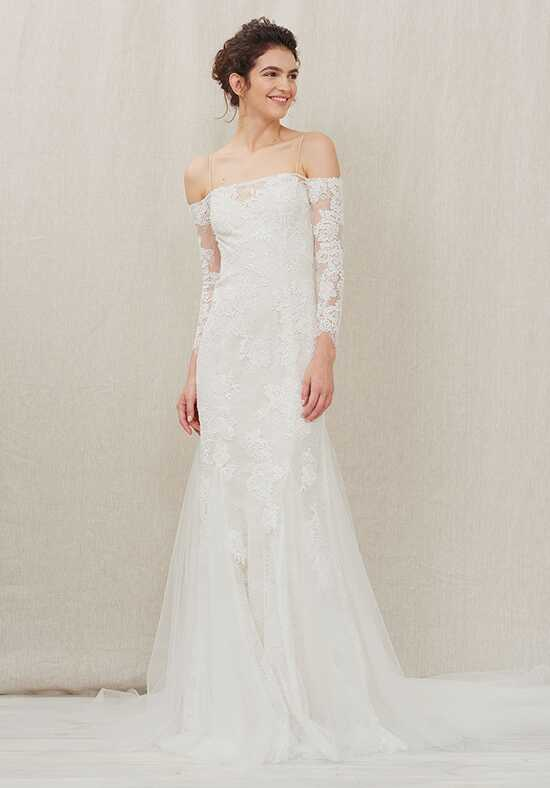Christos Avie A-Line Wedding Dress