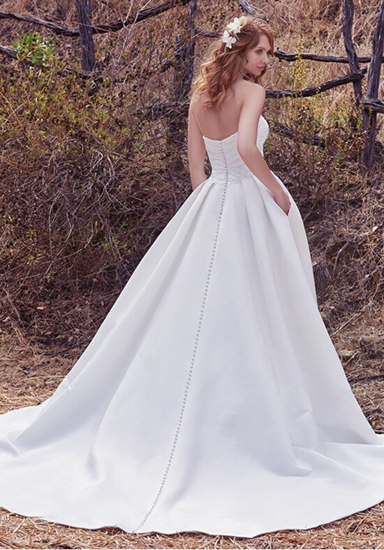 Maggie Sottero Cressida Ball Gown Wedding Dress