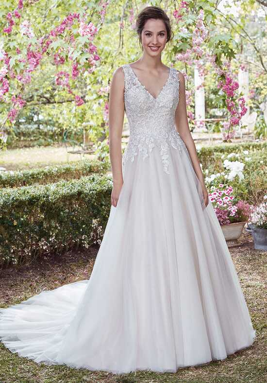 Rebecca Ingram Gladys A-Line Wedding Dress