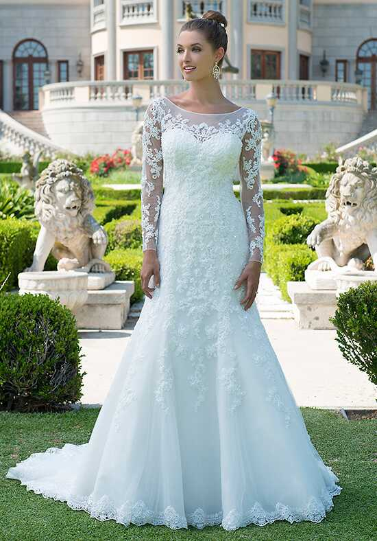 Venus Bridal VE8290 Mermaid Wedding Dress