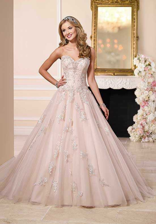 Stella York 6112 Ball Gown Wedding Dress
