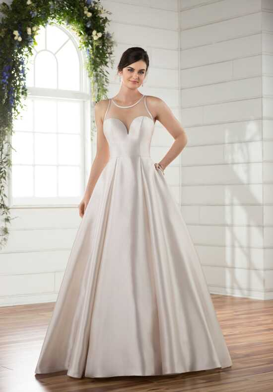 Essense of Australia D2311 Ball Gown Wedding Dress