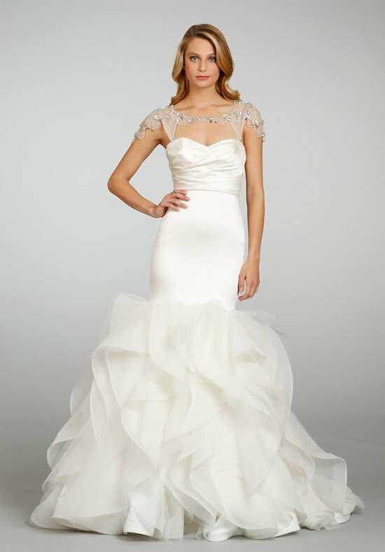 Hayley Paige 6302 - Leighton Mermaid Wedding Dress