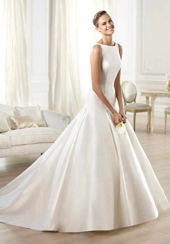 PRONOVIAS Ontario Wedding Dress - The Knot